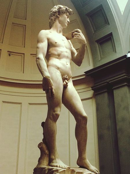 David Michelangelo Art ArtWork Art Academy Sculpture Sculpting A Perfect Body Perfection Muscles Definition Firenze Italy Italia Museum Museums Culture Tourism Europe In Love With Him