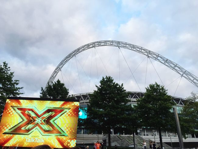 Xfactor Audition London Summer Check This Out IPhoneography Celebrities Hanging Out Taking Photos
