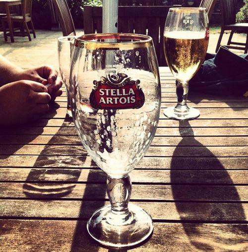 Stella Stellaartois Beer Hometime Working Hard