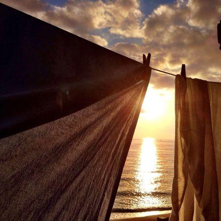EyeEm Best Shots Summer Bikini Enjoy #sun Sol #sun #cielo #sky #me #yo #azul #blusky Sunset_collection