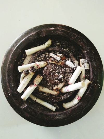 Smoke Addiction Bad Habit Table No People Freshness Day Oppo A37