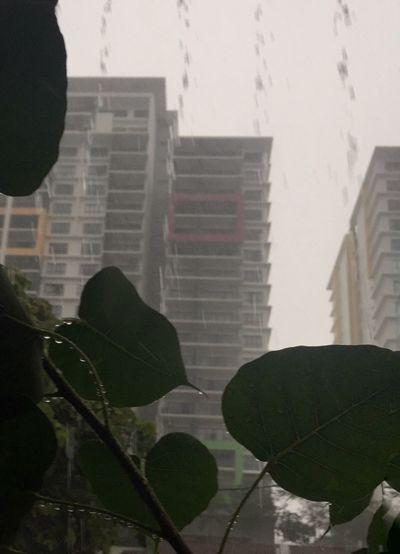 Catching the rain mood (i love it) Rainy Days I Love It ❤ That's Me
