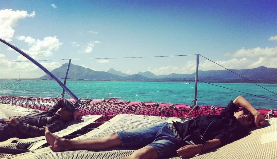 Relaxing Hello World