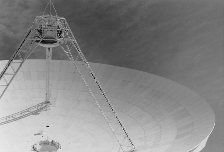 Nobeyama radio observatory Film Observatory Science Architecture Day Monochrome Neopan Acros No People Parabolic Antenna Radio Telescope Sky EyeEmNewHere