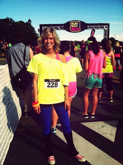 Back To The 80's 5k