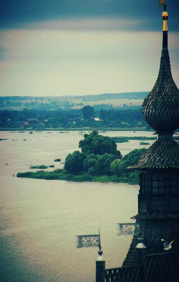 Ростов Великий/ Rostov The Great ярославская область Озеро Неро Nero Lake Lake Church Kremlin Tower