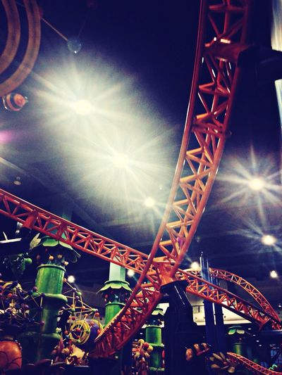 Roller Coaster ¡Awesomeness!