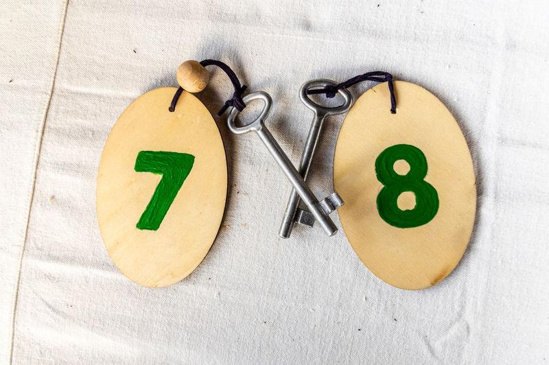 7 8 Keys Seven