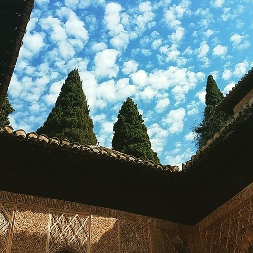 Granada Alhambra PalaciosNazaries