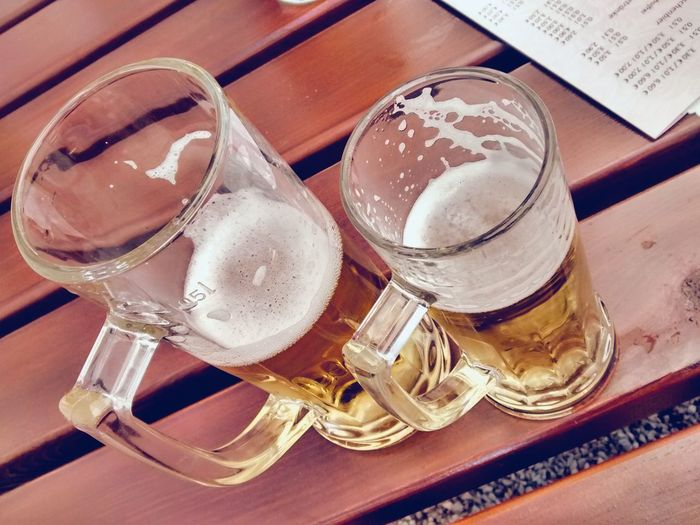 Celebrating in Hohenentringen Alcohol Beer Celebration Day Drinking Glass Exceptional Photographs Eye4photography  EyeEm Best Shots Food Freshness High Angle View No People Popular Photos Table