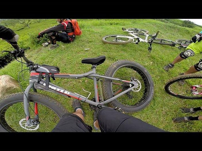 Bycicle Fatbike Fatbikeworld Downhill Val  2016 Gopro Gopro3plus Goproblackedition Goproeverything Gopro4life Goprooftheday Gopromoment 😚