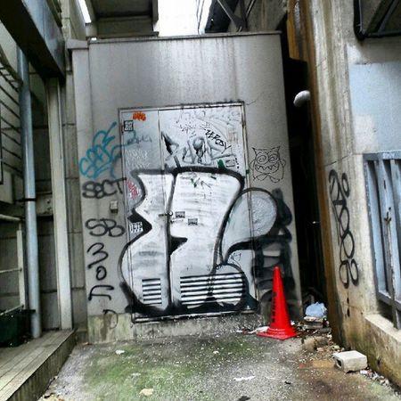 Streetart Graffiti Aerosolart Tagging