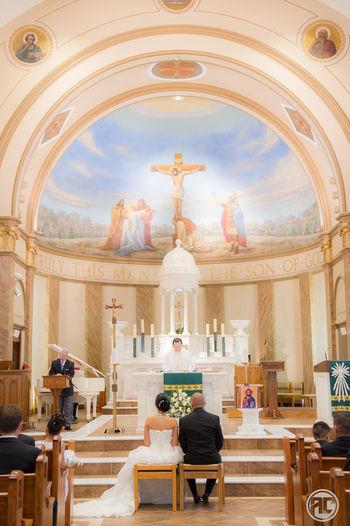 Wedding Taking Photos Nikon NYC