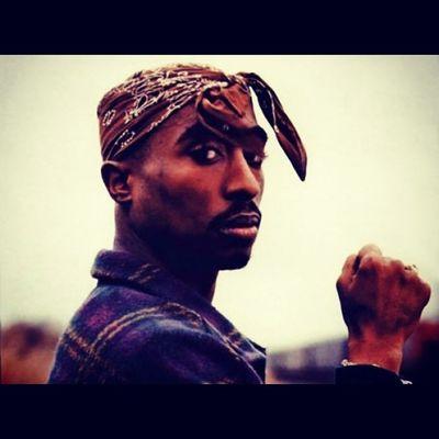 One of my fav pictures of Tupac WestSideTilIDie Thugmentality ThugLuv ThugDevotion ThugLife ManCrushEveryday