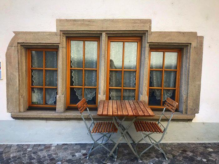 Window Wall -