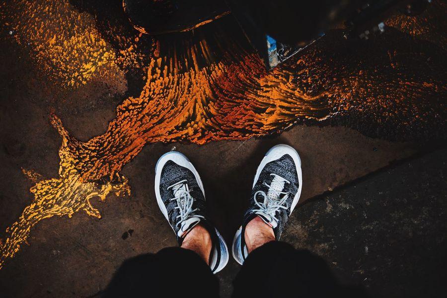 最耐操的鞋子没有之一 Nike Shoe