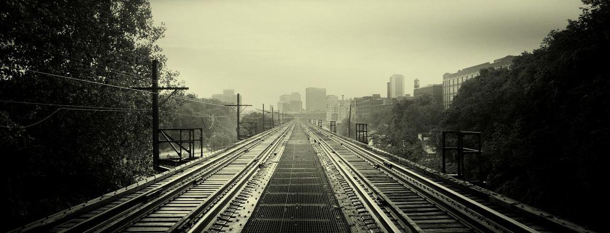 Railway Underground City