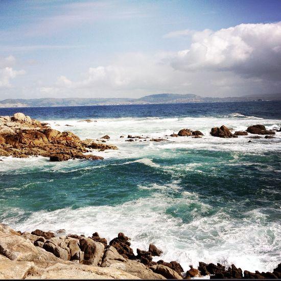 Relaxing Sunshine Nature Sea
