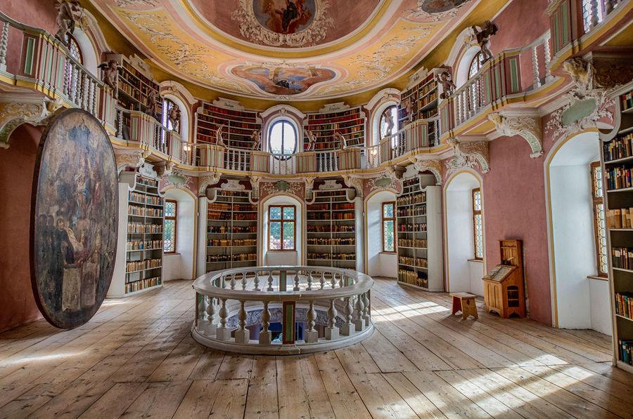 Architecture Backgrounds Füssen, Bayern, Deutschland Füssengermany Library Literature Stadtbibliothek Stadtmuseum