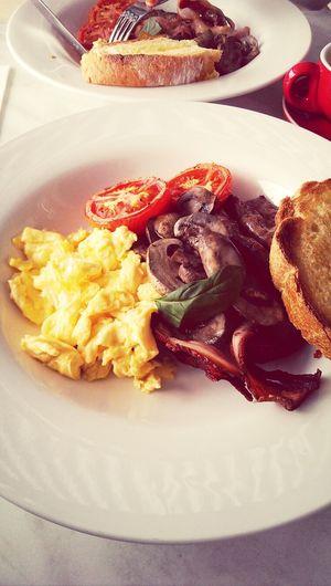 brunch! Enjoying Life Breakfast Foodporn Port Stephens