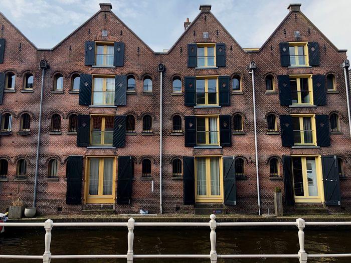 Alkmaar❤️ Netherlands ❤ Building Exterior Architecture Built Structure Window No People Building Day