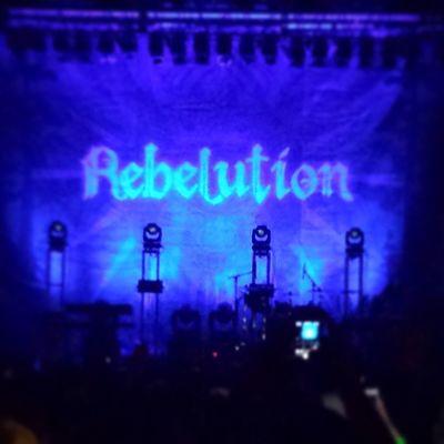 Oh Yeah!! Rebelution Calireggae Arizona Reggae summernight concert