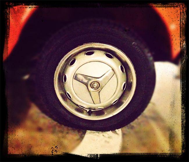 Wheel Rin Renault 4