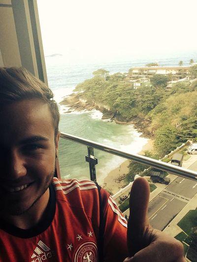 ??⚽?CongratulationsGermany Mario Götze Brazil2014 WorldCup