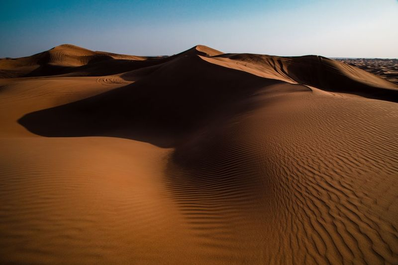 Desert in arabia