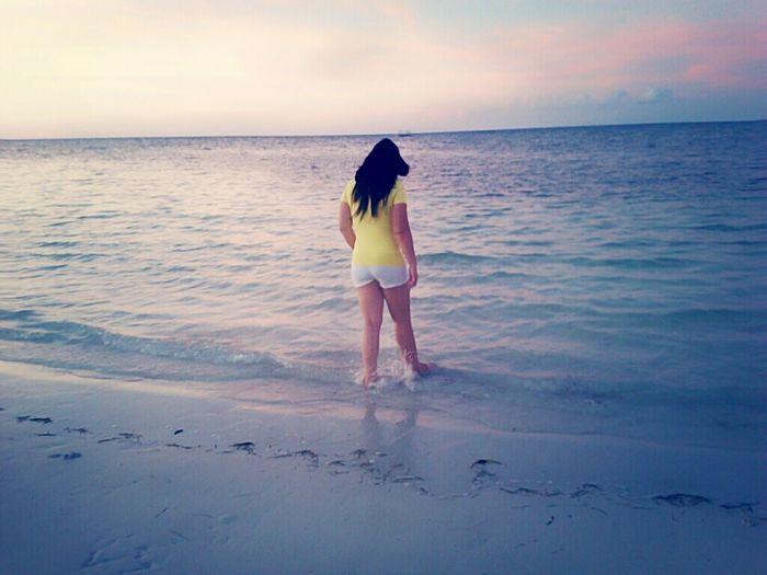 """Life's a Beach"" Camotesisland Sunrise Waybackweekend #2012"