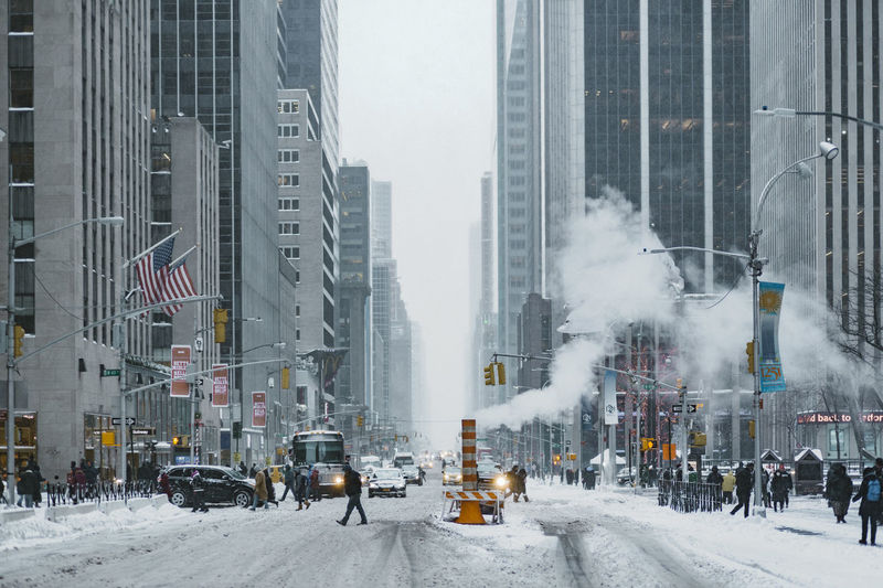Blizzard 2018 City Life Cityscape Manhattan NYC NYC Photography NYC Street NYC Street Photography Radio City Music Hall Snowstorm 2017 Time Square, New York Winter Wintertime Architecture Blizzard Building Exterior City Cold Geometry Outdoors Snow Streetphotography Urban Urban Landscape Urbanphotography
