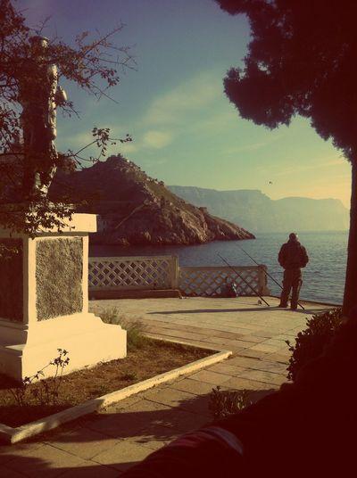 Природа Море черное Sea Black Nature Крым