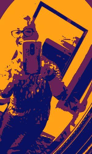 Joy Reflection Laphotographie Photobio Jeaimelemoment Color Portrait Colourful Mirror Picture Playful Portrait