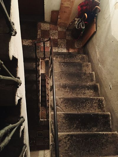 Staircase Steps And Staircases Railing Stairs