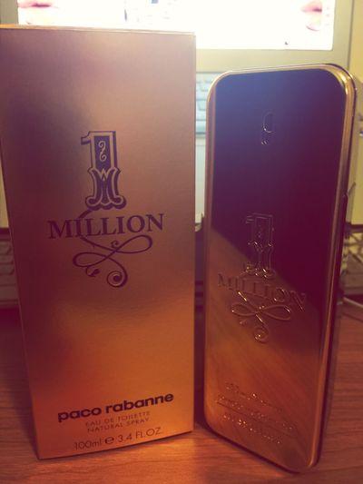 Really love it???? Million  Pacorabanne Perfume