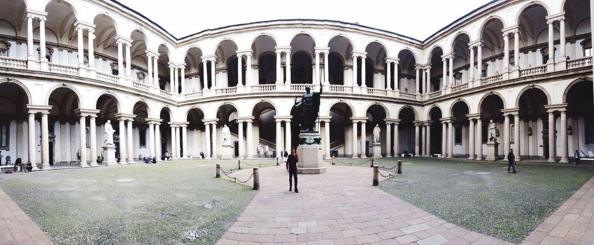 Italy Milano Brera 🇮🇹✈️💕