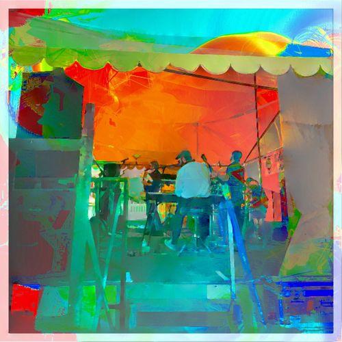 The band. NEM Painterly Mobimag13 NEM Culture NEM GoodKarma