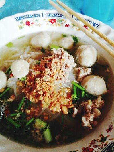 Noodle Soup Noodles Thai Thailand Thai Food Appetizer Dumpling  Plate Chinese Food Savory Food Vegetable Close-up Food And Drink Fried Rice Japanese Food