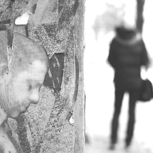 Fhain Nikon D5100 Intimes bw streetart