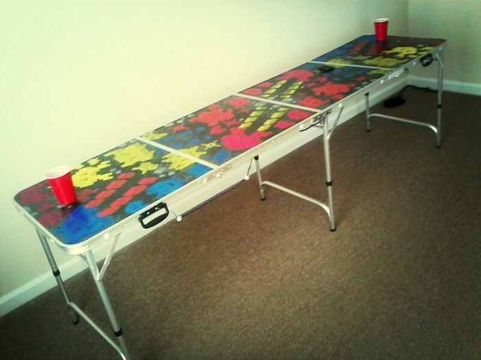 Official Shit .... Beer Pong Table .