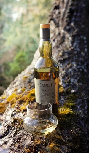 Caol Ila Moch - A winning dram! Magazine Evening Drink Alcohol Golden Hour Whisky Diageo Caolila Bottle Container Drink Refreshment No People Glass - Material Food And Drink Alcohol Still Life