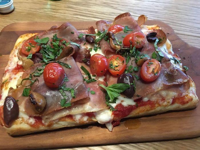 Prosciutto pizza Foodspotting