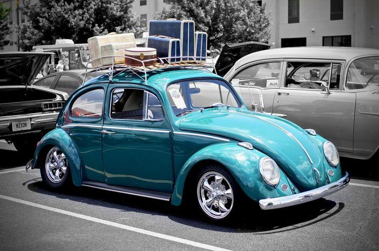 Beetle Car Land Vehicle Mode Of Transport No People Retro Styled Transportation Vintage Car Volkswagen VW