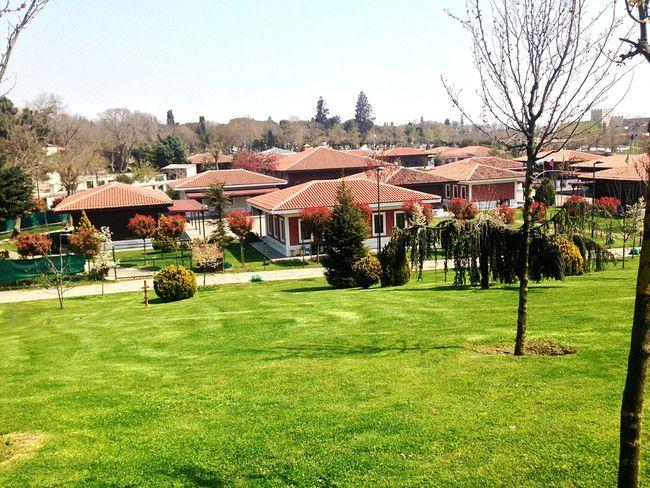 Topkapı Kültür Parkı Kultur Topkapi Istanbul Topkapı Kültür Parkı Osmanlı Zeytinburnu Park Green Hut House