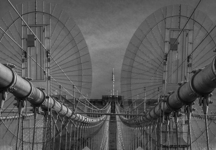 Brooklin Bridge Bnw Bnw_collection Bnw_captures Bnwphotography Brooklinbridge Ney York Landscape