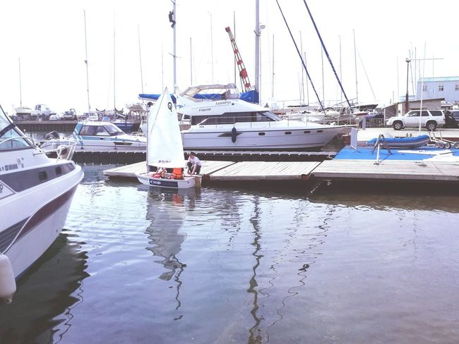 """""""Seven feets """" Springtime Show Boatshow City Marine Recreation  Outdoor Photography Season  Seabeach Outdoors Active Lifestyle  Resting Locallandscape Water Nautical Vessel Sea Moored Harbor Reflection Sky Marina Sailboat Yacht Sailing Yachting Regatta Boat Sailing Boat Small Business Heroes"""