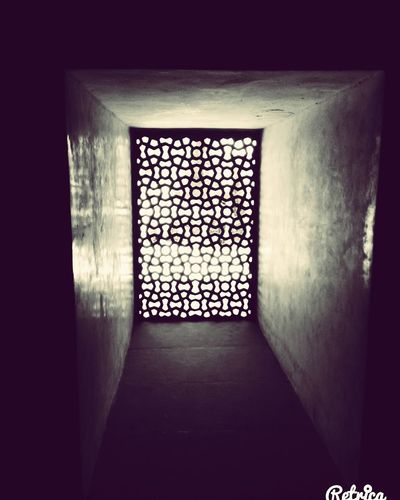 Play of Lights & Shadows Architecture Jhali inside Humayunstomb Dehli