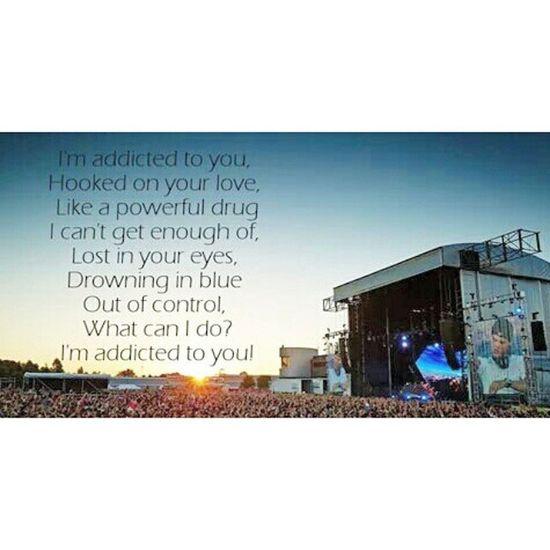 Like a powerful drug💞 Morningplaylist AddictedToYou Avicii Goodfuckingmorning happyweekend saturdaymorning youareawesome