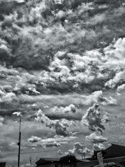 Blackandwhite Photography Cloudporn Skyporn Skypainters