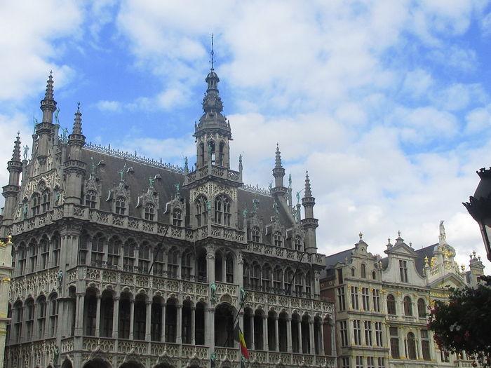 Grandplacebrussels Brussels Arquitecture Brusselsbelgium